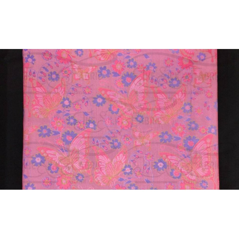 Silk Taffeta Printed TP374
