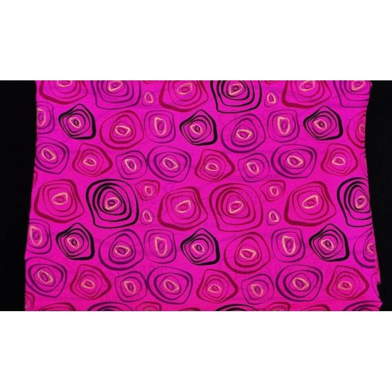 Silk Taffeta Printed TP378