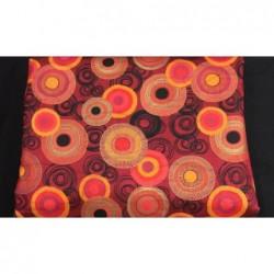 Silk Taffeta Printed TP383