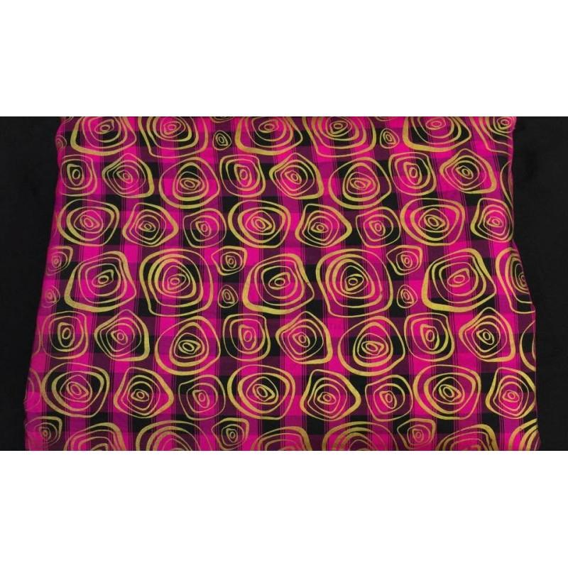 Silk Taffeta Printed TP391