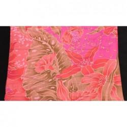 Silk Taffeta Printed TP393