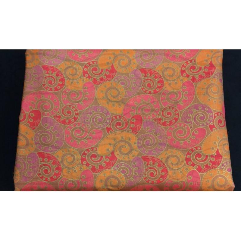 Silk Taffeta Printed TP394