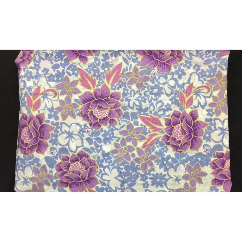 Silk Taffeta Printed TP396