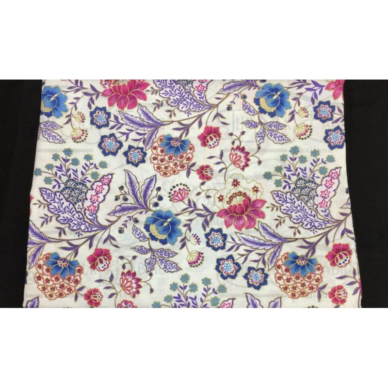 Silk Taffeta Printed TP408