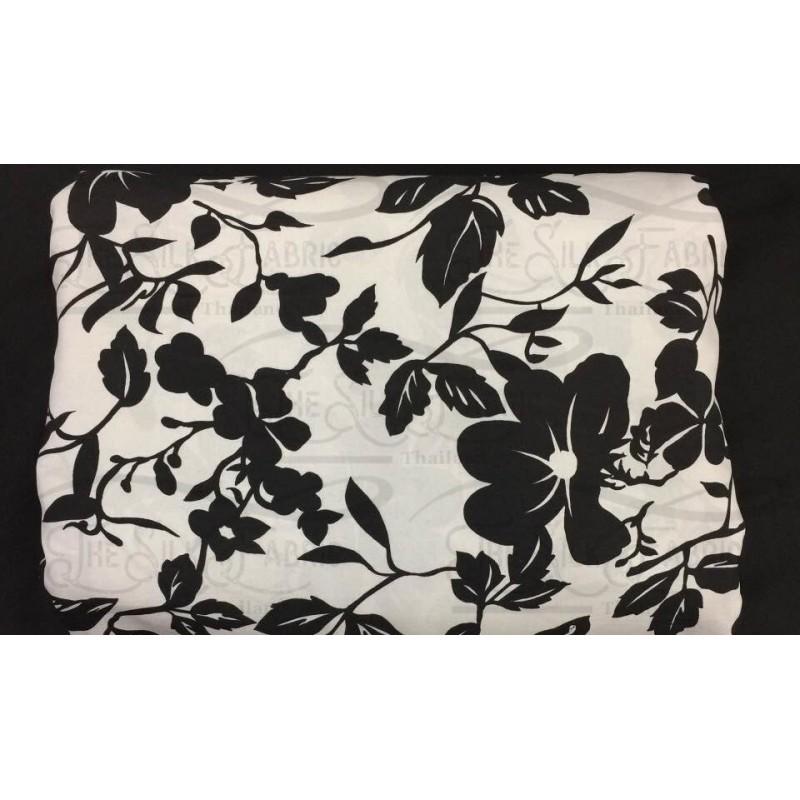 Silk Taffeta Printed TP410