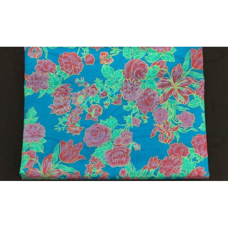 Silk Taffeta Printed TP428