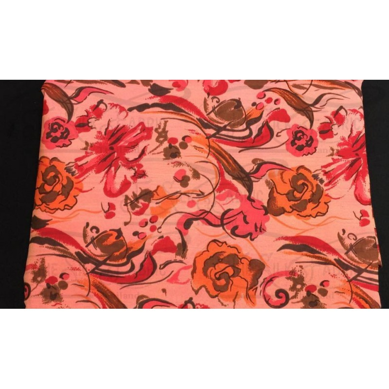 Silk Taffeta Printed TP438