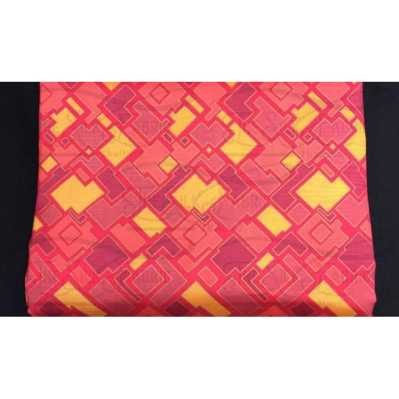 Silk Taffeta Printed TP440