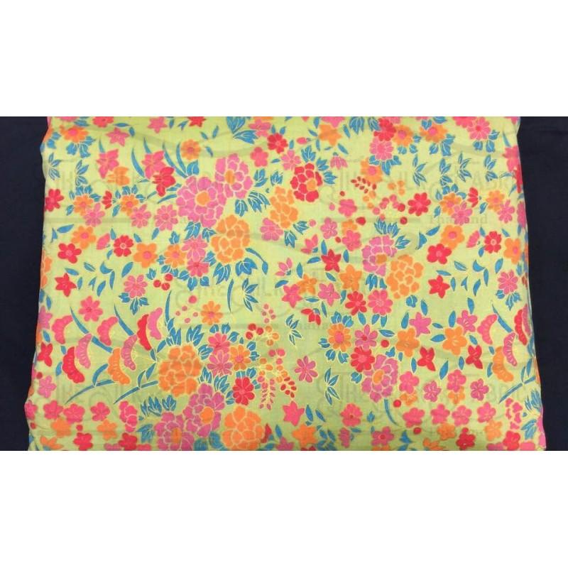 Silk Taffeta Printed TP453