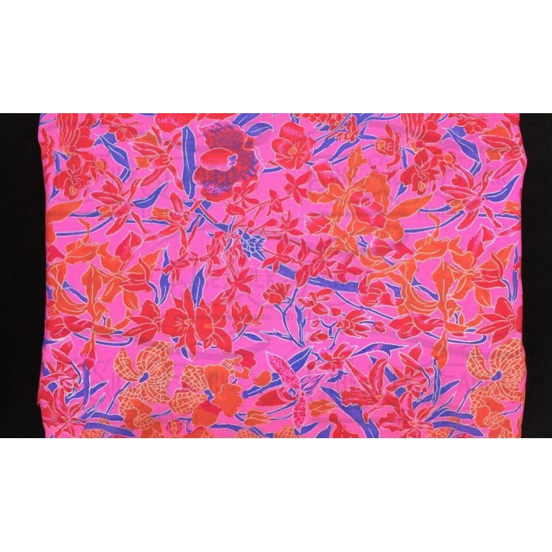 Silk Taffeta Printed TP461