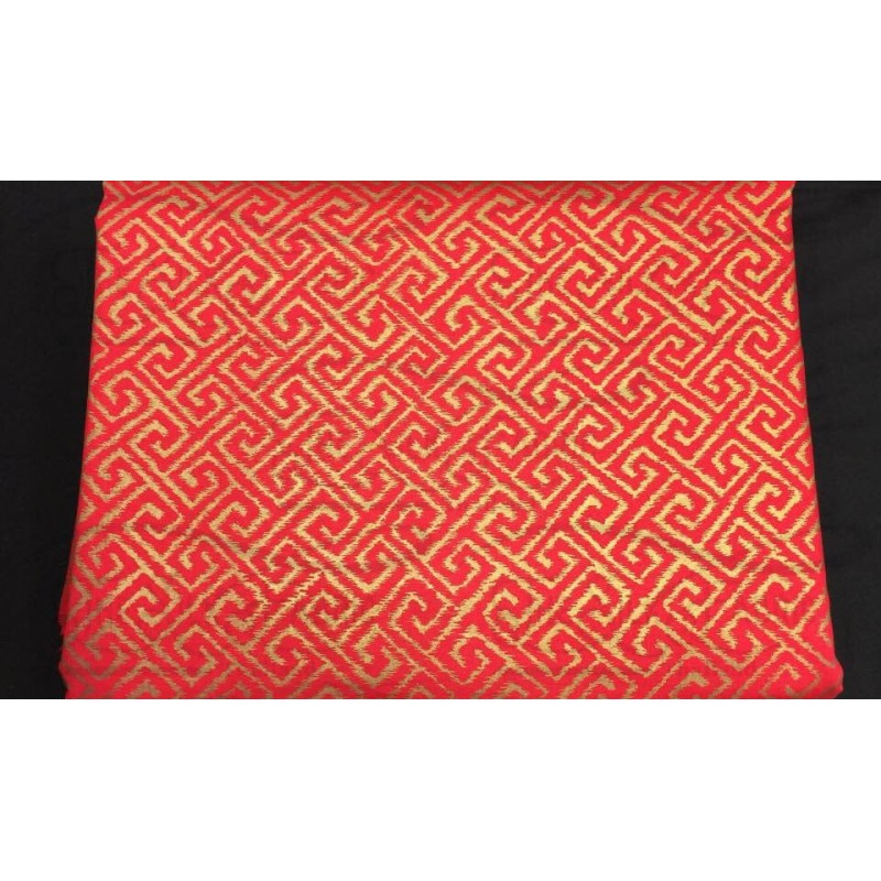 Silk Taffeta Printed TP463