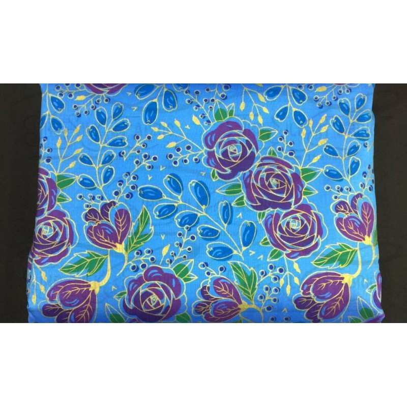 Silk Taffeta Printed TP465
