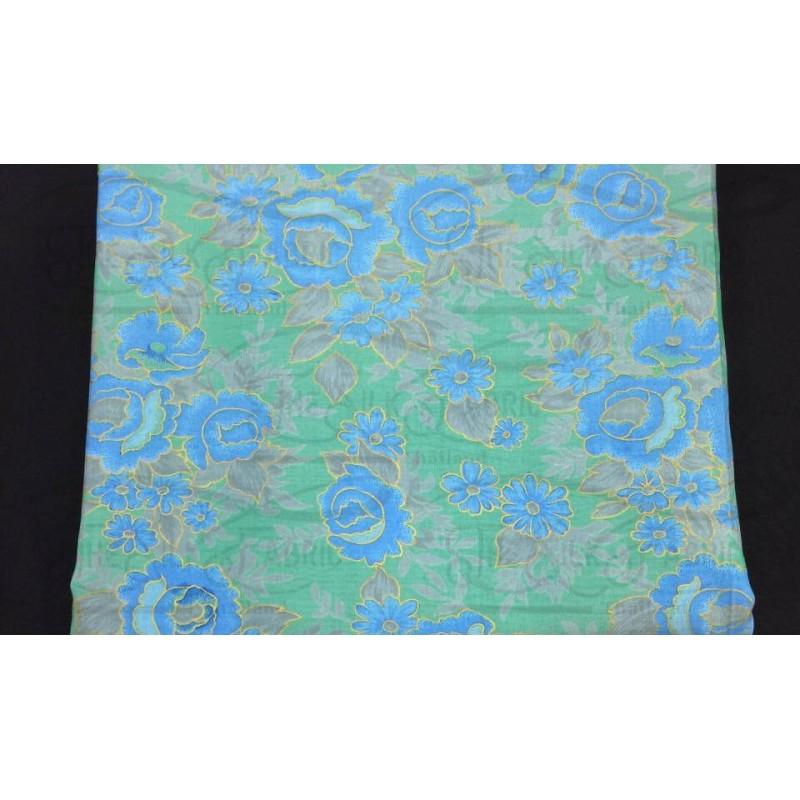 Silk Taffeta Printed TP467