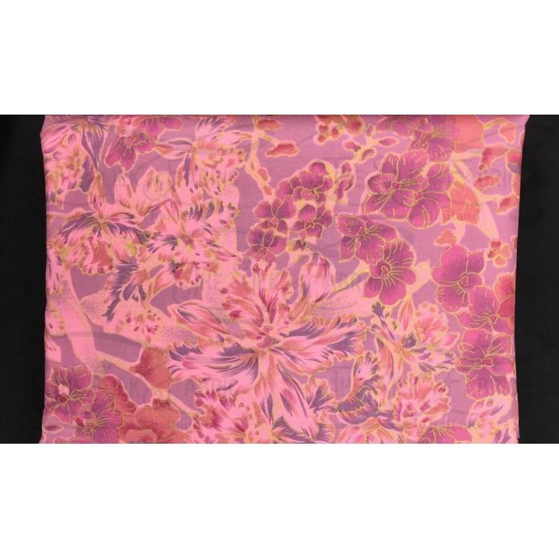 Silk Taffeta Printed TP483
