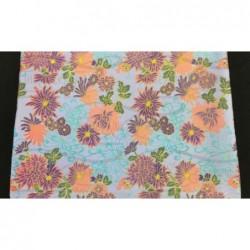 Silk Taffeta Printed TP489