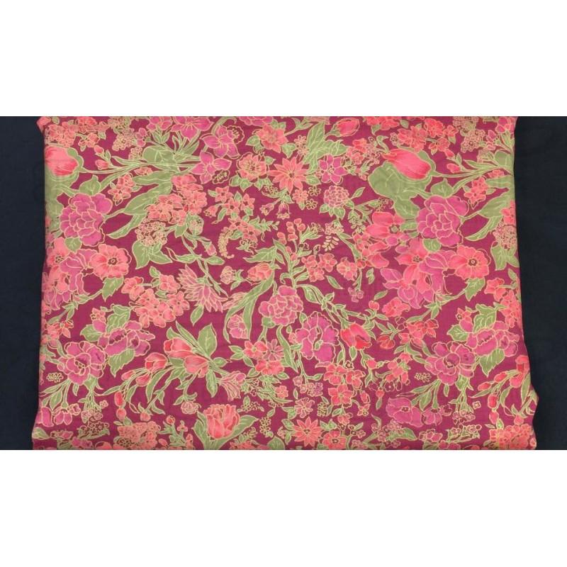 Silk Taffeta Printed TP494