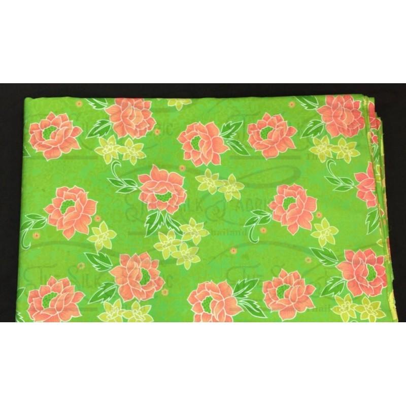 Silk Taffeta Printed TP495