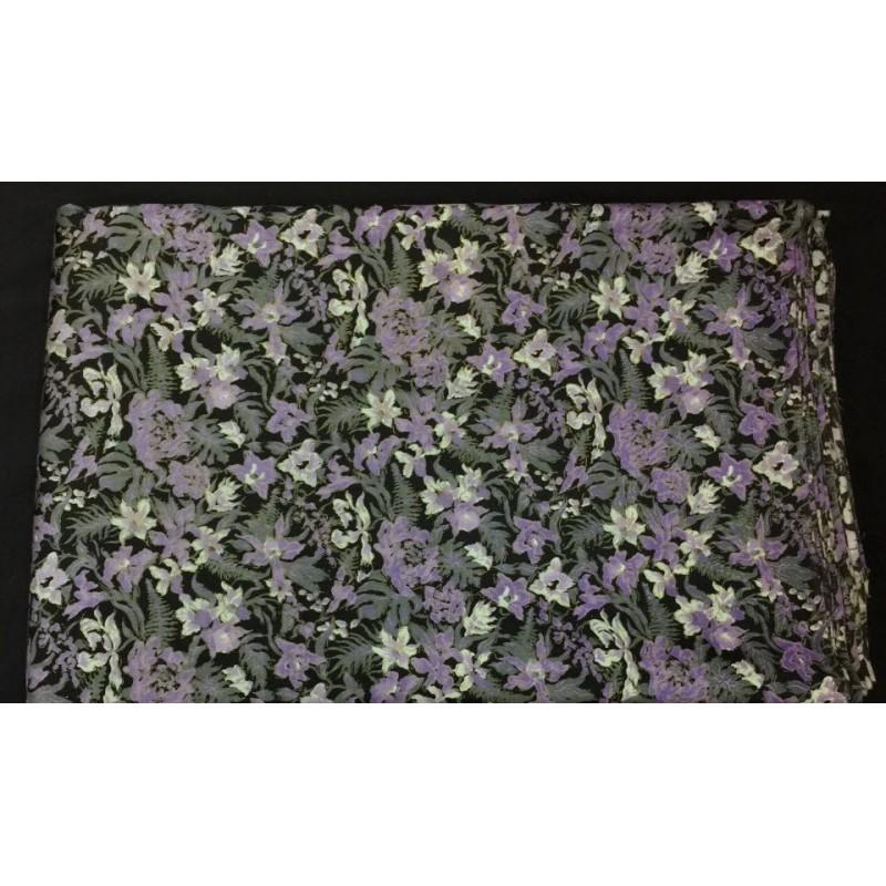 Silk Taffeta Printed TP500