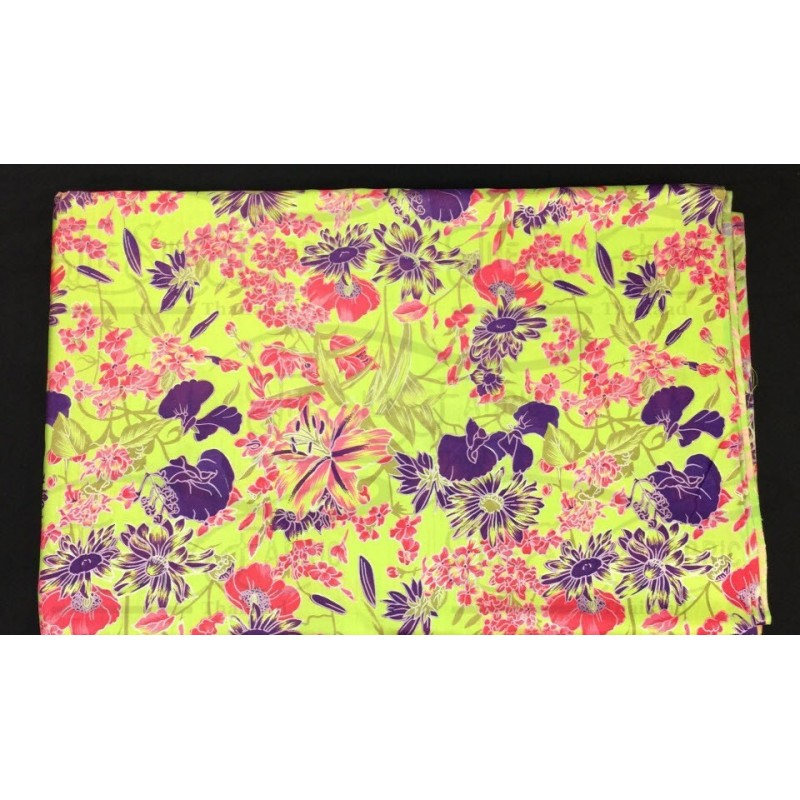 Silk Taffeta Printed TP506