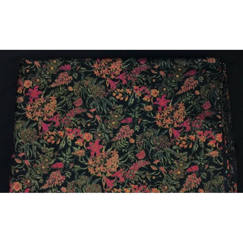Silk Taffeta Printed TP507