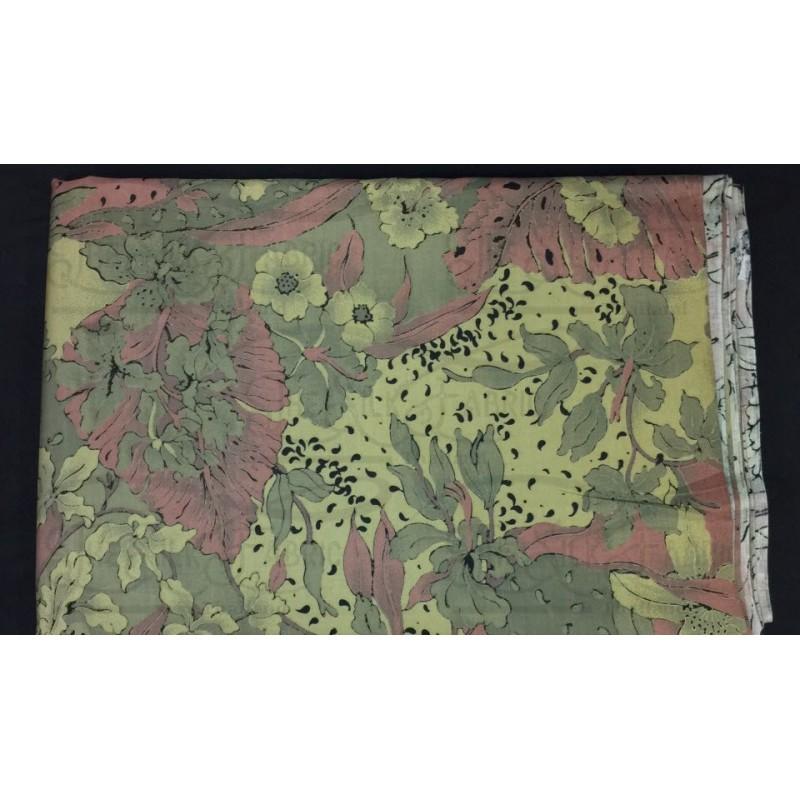 Silk Taffeta Printed TP508