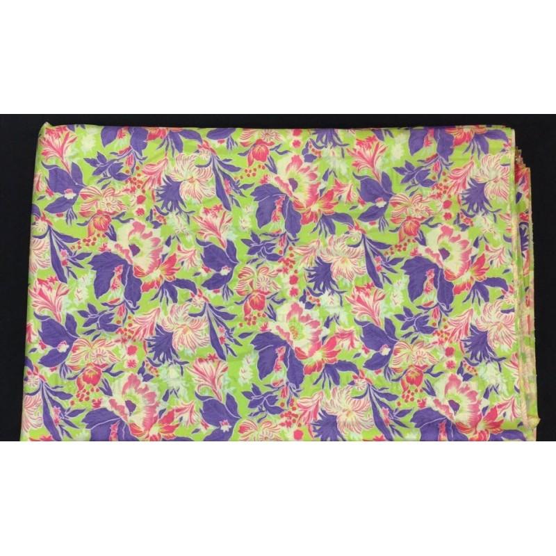 Silk Taffeta Printed TP510