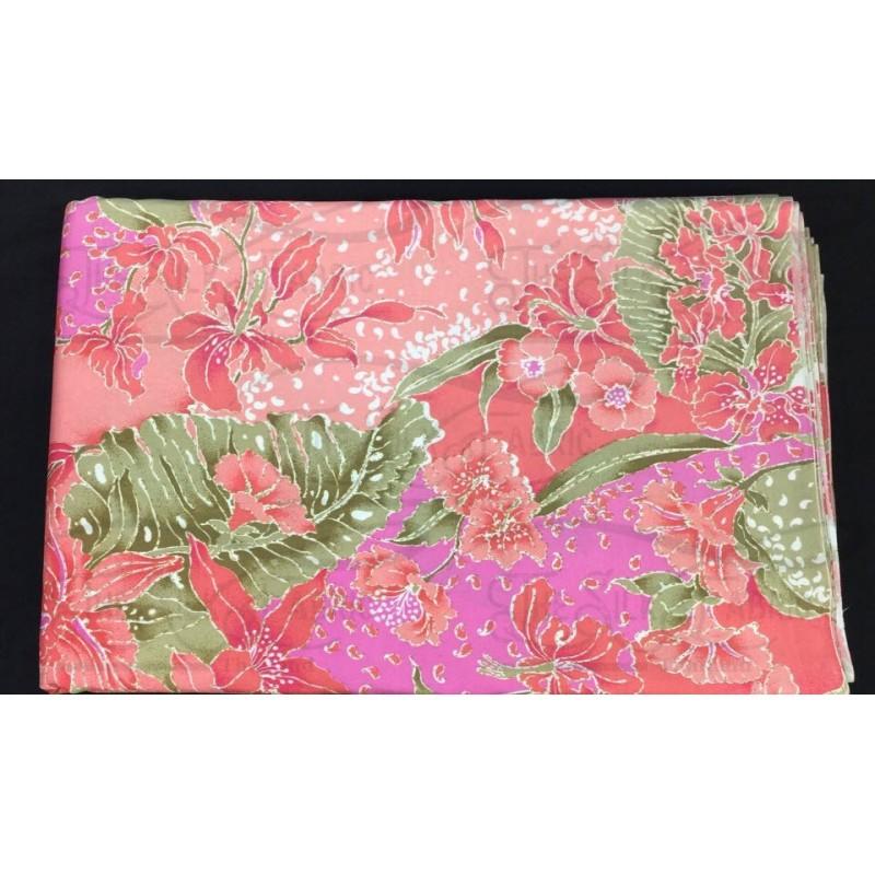 Silk Taffeta Printed TP531